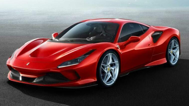 Ferrari ibrida purosangue