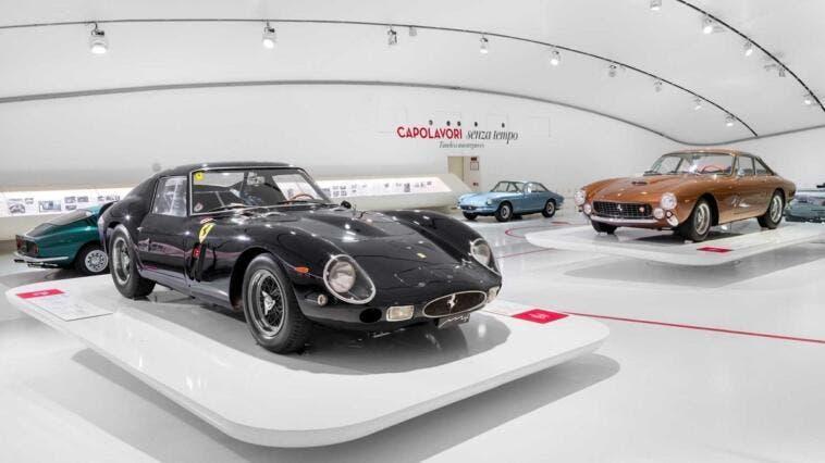Ferrari mostra Capolavori senza tempo