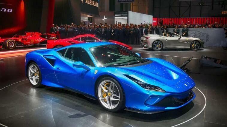 Ferrari nuovo motore ibrido V6 723 CV