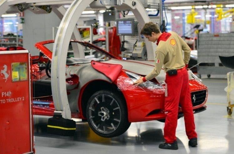 Ferrari stabilimento