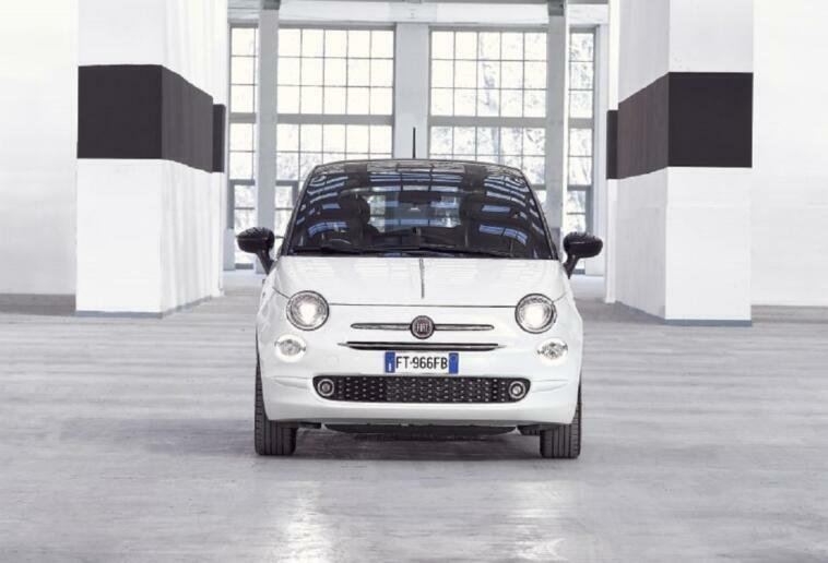 Fiat 500 120th Regno Unito