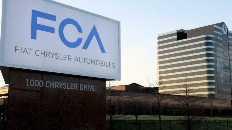 Fiat Chrysler USA Sede Insegna