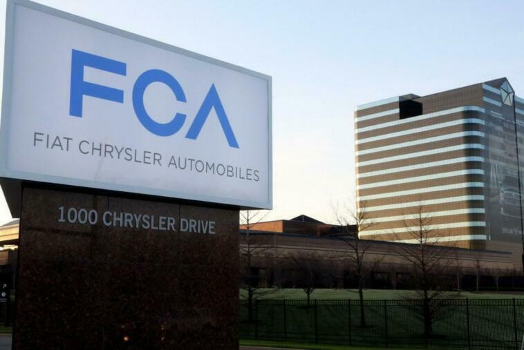 Fiat Chrysler USA Sede Insegna