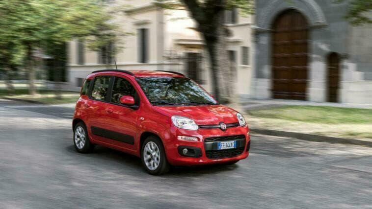 Fiat Panda vendite febbraio