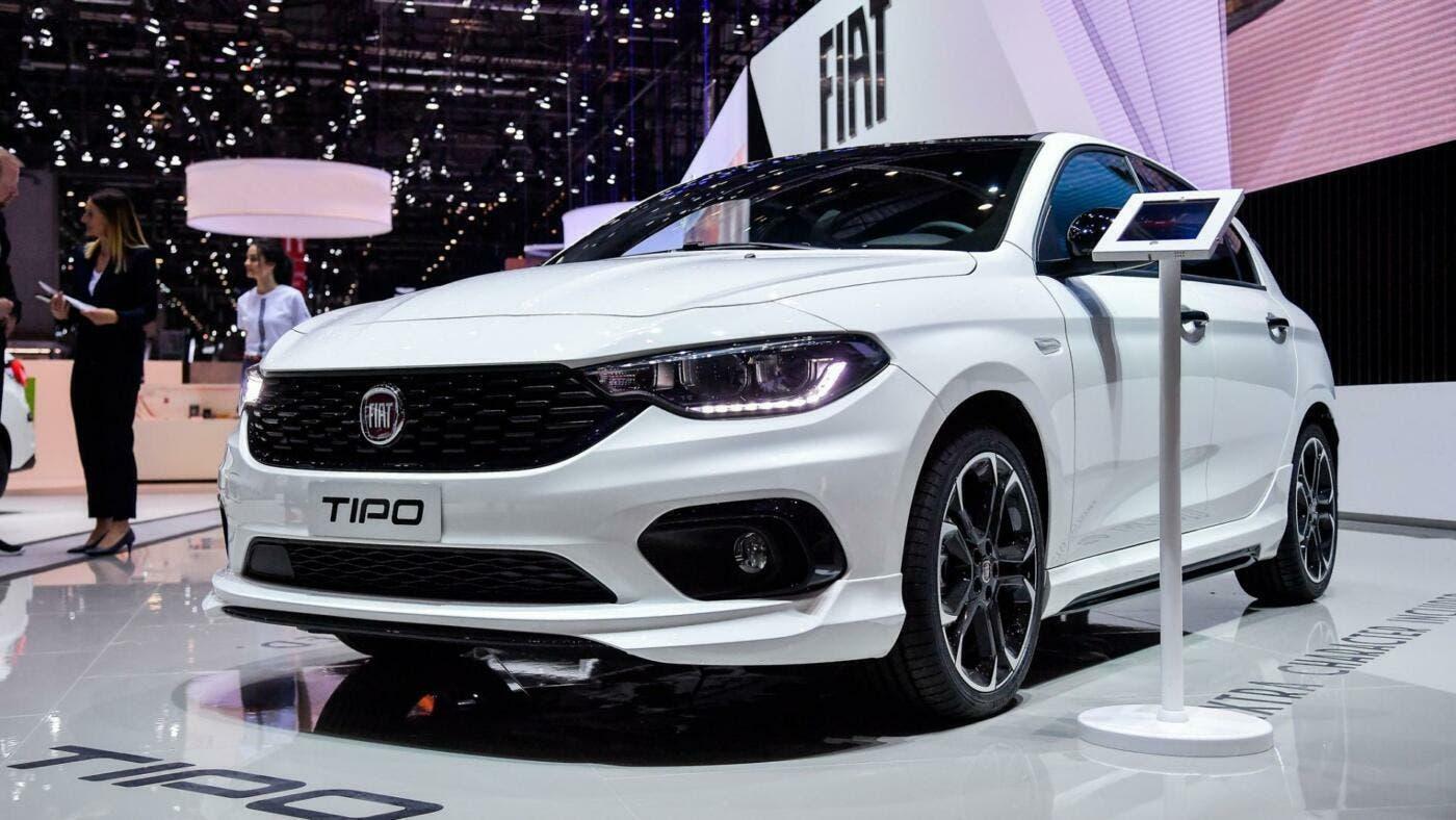 Fiat Tipo Sport 2019 Mopar