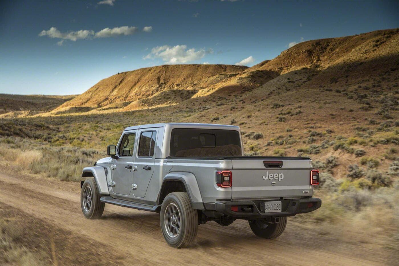 Jeep Gladiator Il Prezzo Medio Per L Acquisto E Di 56 000 Dollari