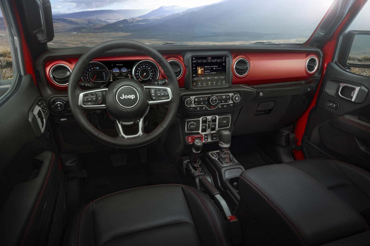 Jeep Gladiator prezzo ufficiale