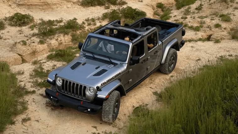 Jeep Gladiator primo esemplare costruito Toledo