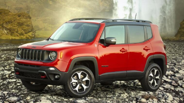 Jeep Renegade 2019 nuovo motore 1.3