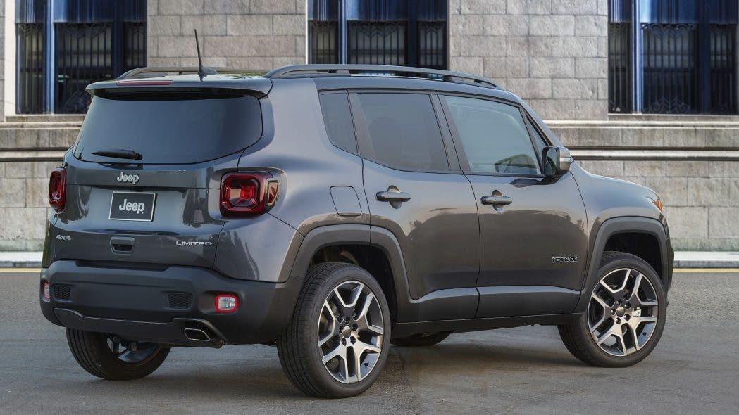 Jeep Renegade 2019 nuovo motore 1.3