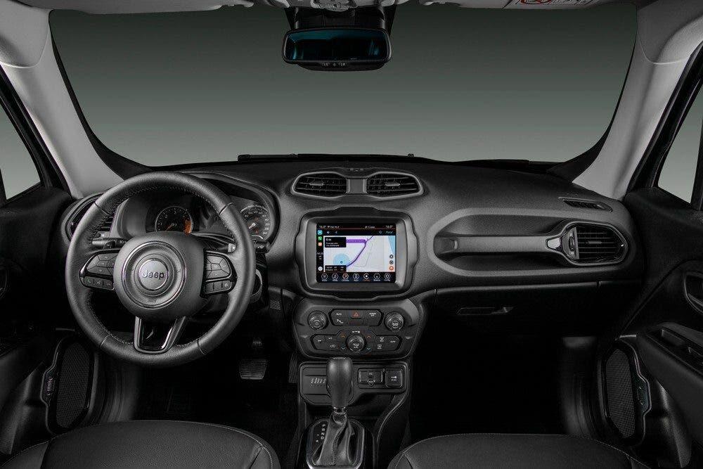 Jeep Renegade Willys Brasile