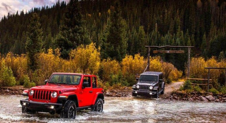 Jeep Wrangler 2019 pre-ordini Brasile