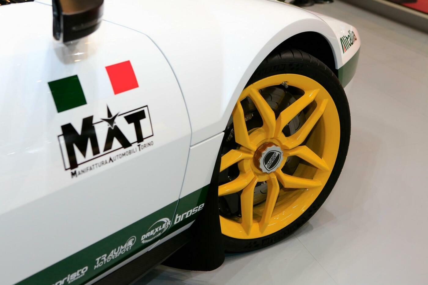 MAT New Stratos Ginevra cambio manuale