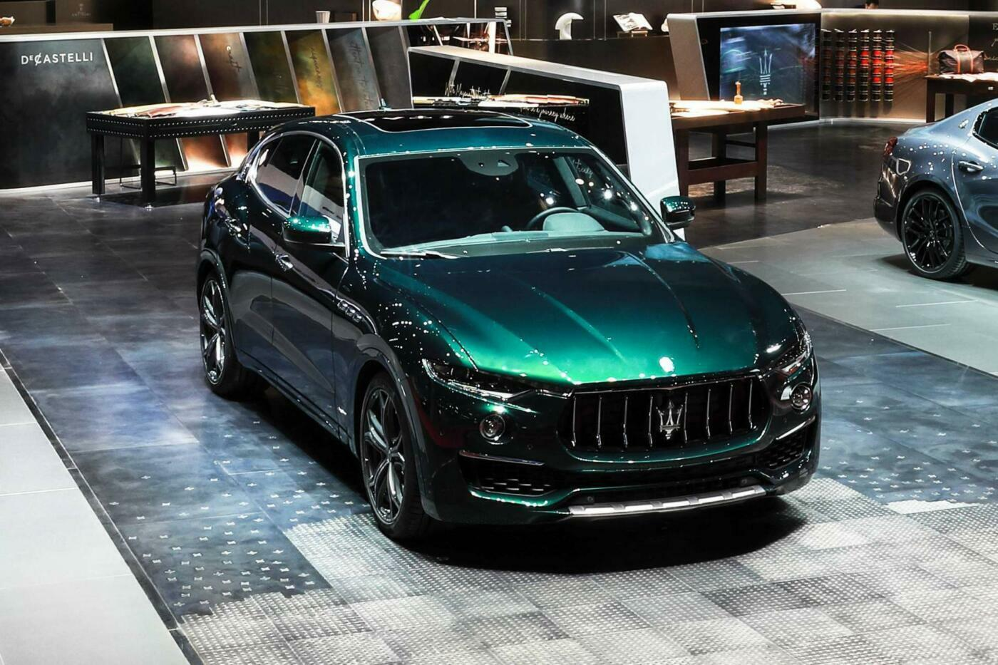 Maserati Levante One Of One Ginevra