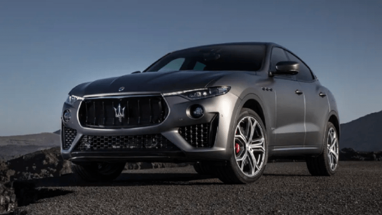Maserati Levante Vulcano Australia