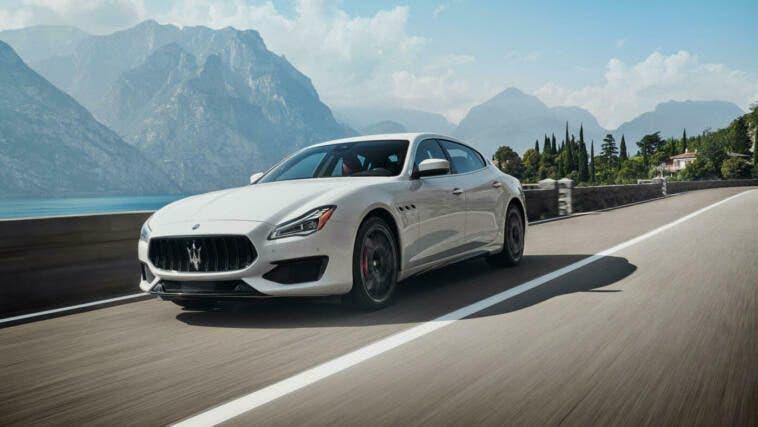 Maserati Quattroporte: è completamente Made in Italy?