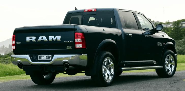 Nuovo Ram 1500 Australia