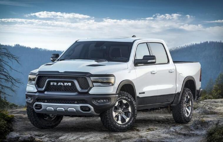 Nuovo Ram 1500 Truck of the Year 2019 RMAP