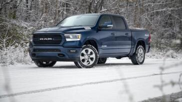 Ram 1500 2019 Gold Hitch Award TFLtruck