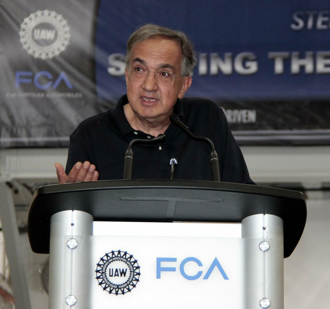 Sergio Marchionne World Car Person of the Year 2019