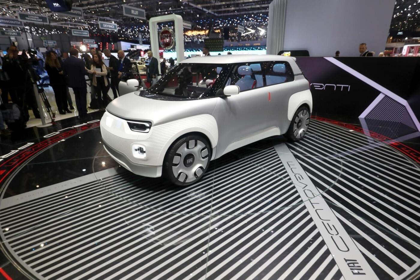 Fiat 500 e Centoventi: il futuro è elettrico