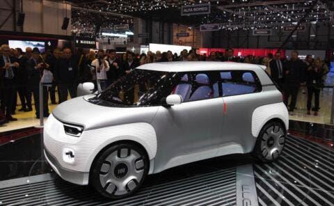 fiat centoventi concept, fiat centoventi, nuova fiat centoventi / Fiat Centoventi Concept