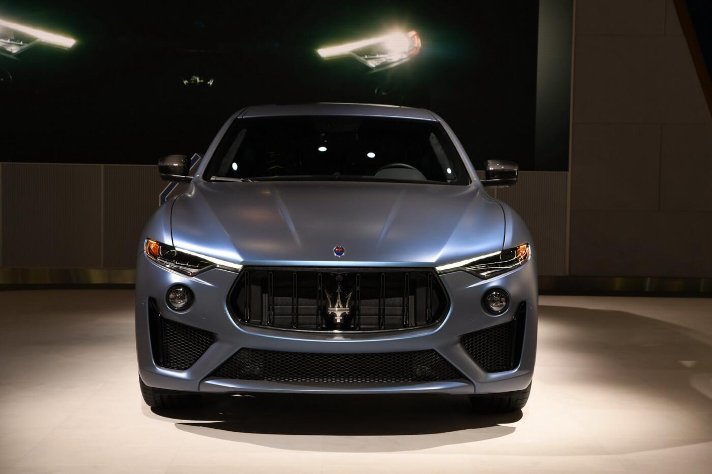 Maserati Levante One of One Anteriore