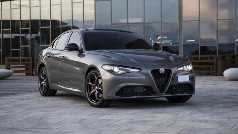 Alfa Romeo Giulia Driver Power 2019