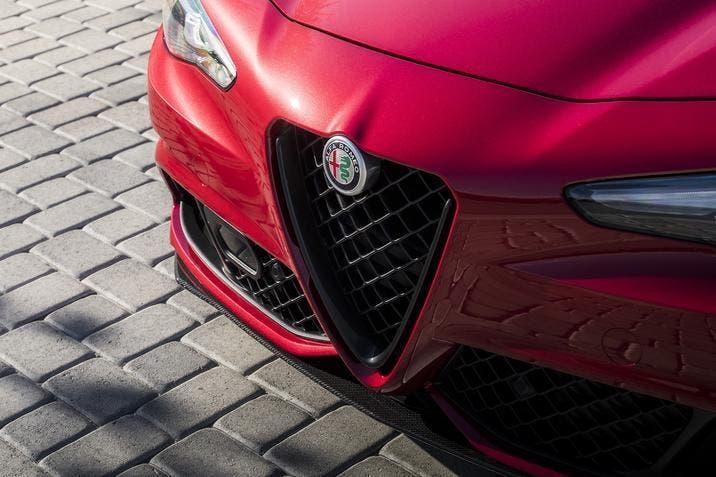 Alfa Romeo Giulia Quadrifoglio Texas Auto Roundup 2019