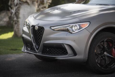 Alfa Romeo Giulia Stelvio Quadrifoglio NRING Salone di New York