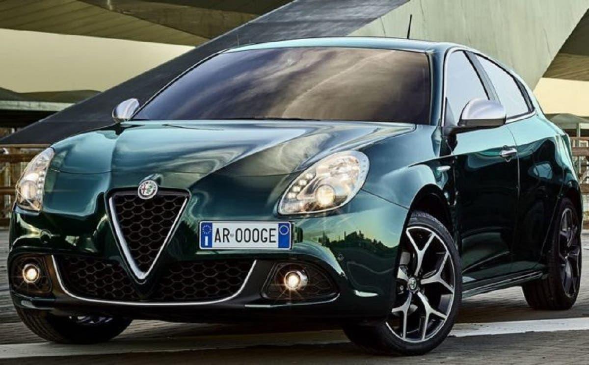 Alfa Romeo Giulietta ecobonus aprile