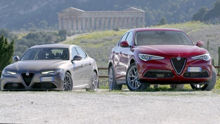 Alfa Romeo Stelvio giulia offerte