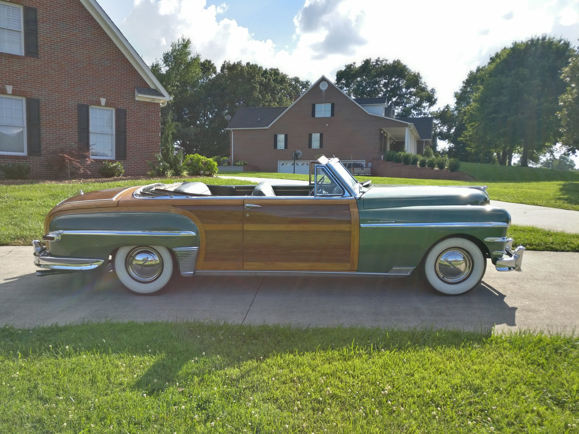 Chrysler Town & Country Convertible 1949 vendita