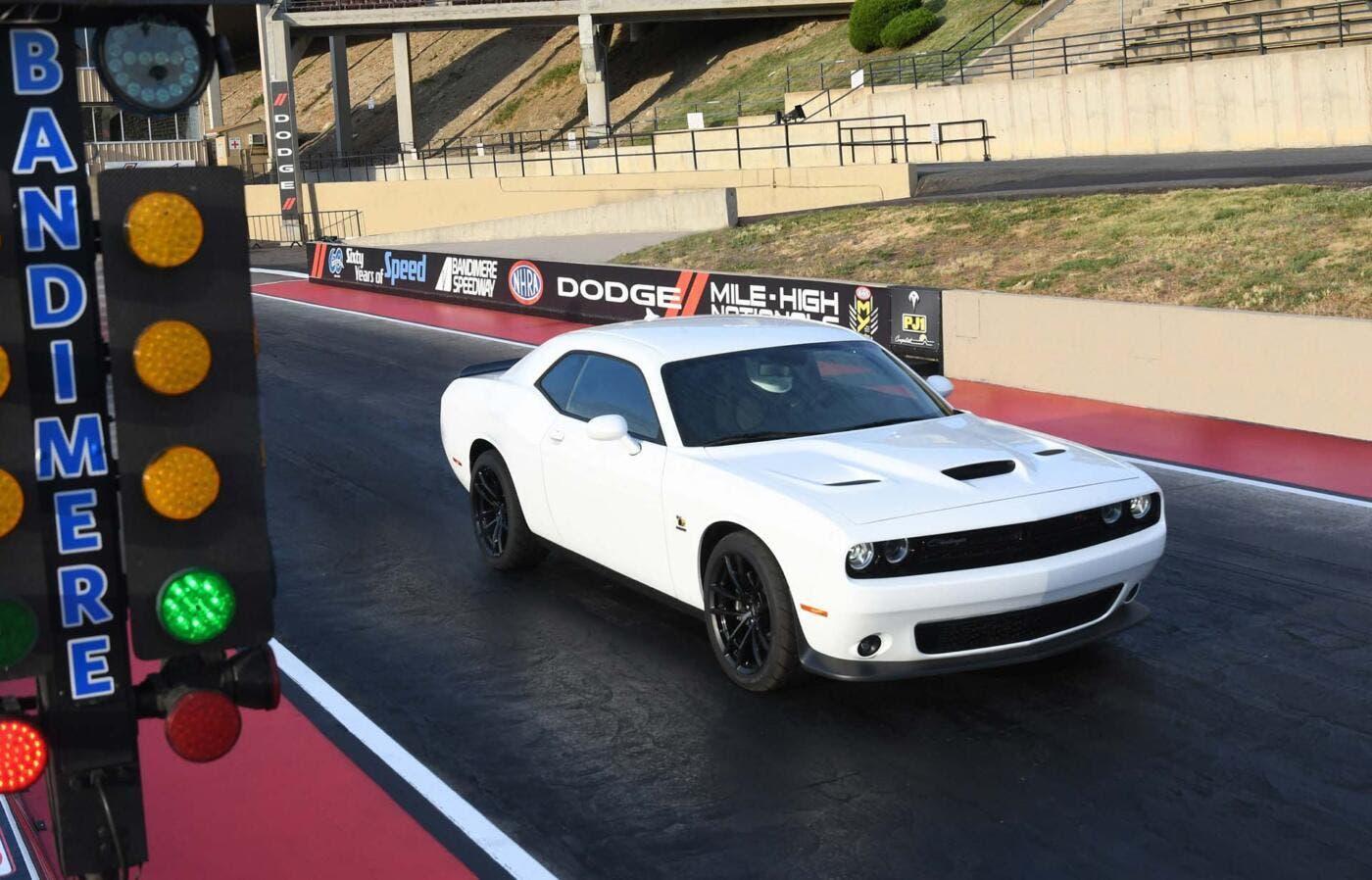 Dodge Challenger R/T Scat Pack 1320 NHRA