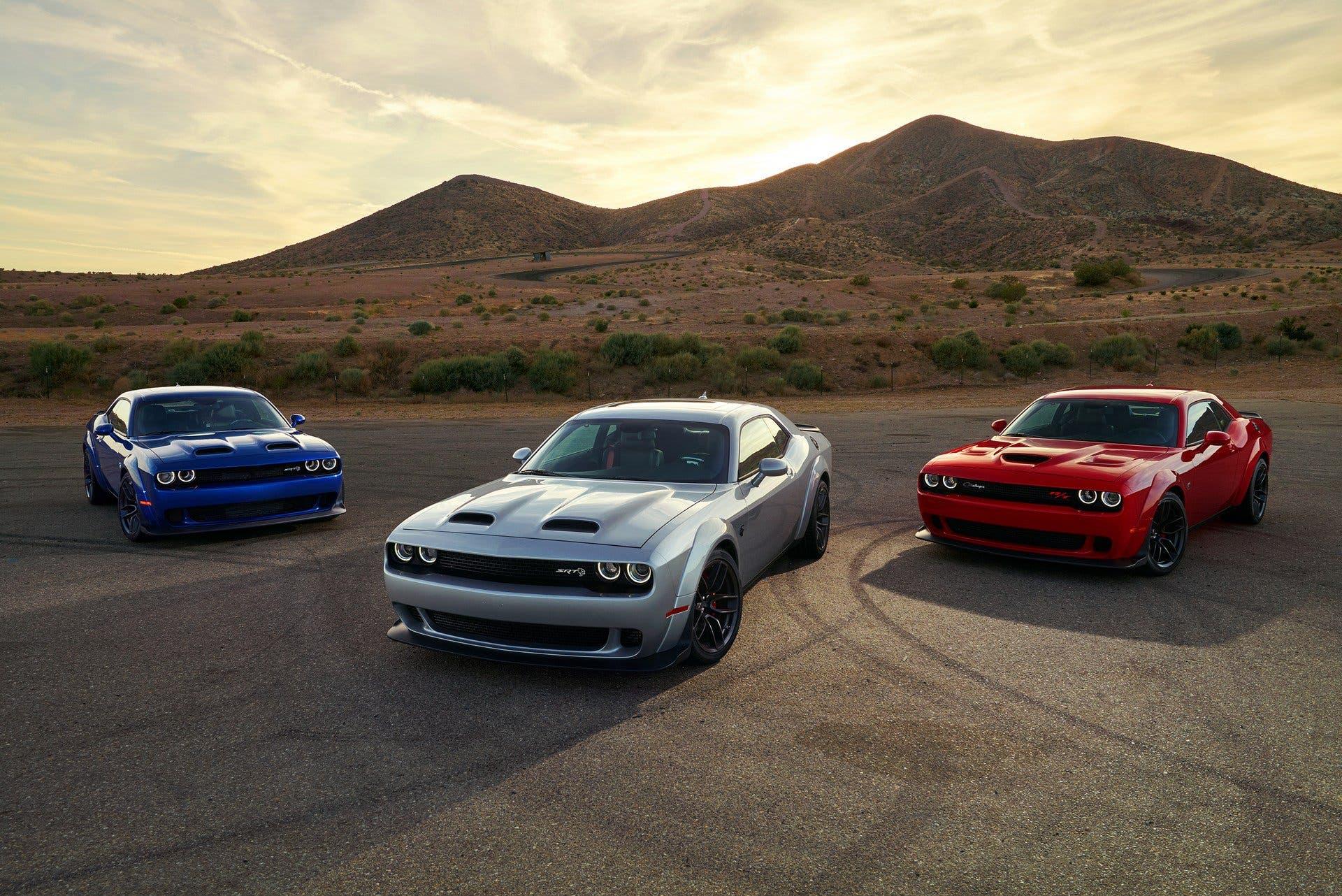 Dodge Challenger vendite primo trimestre 2019