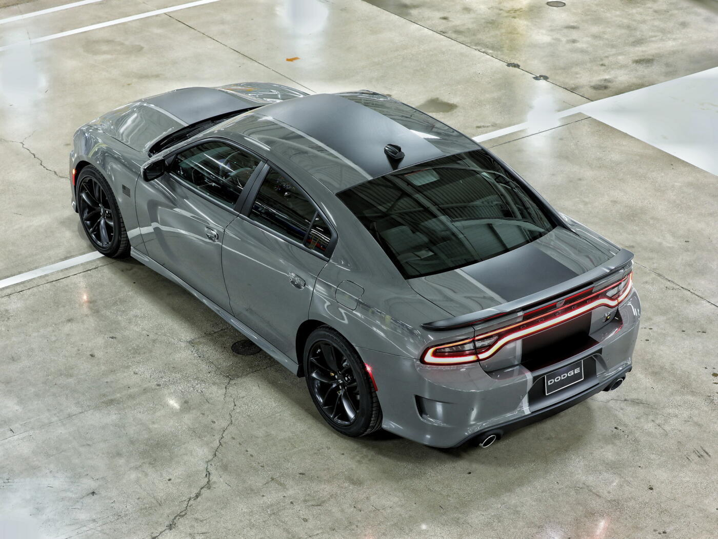 Dodge Charger e Challenger Stars & Stripes Edition