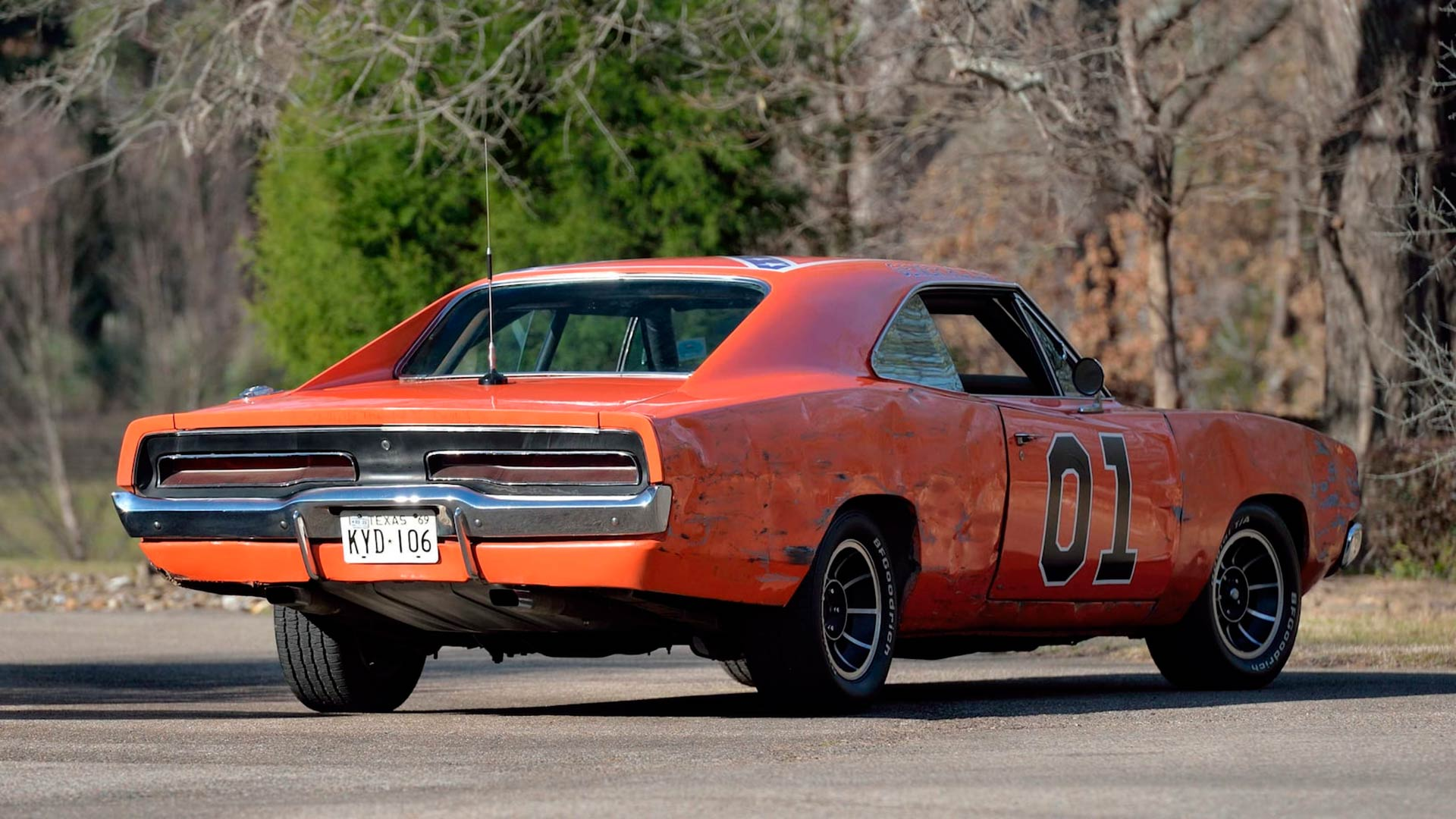 Dodge Charger Hazzard asta