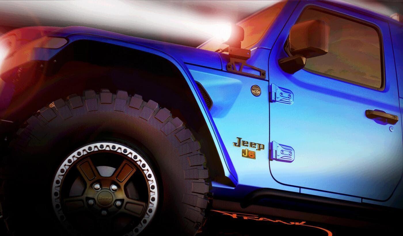 Easter Jeep Safari 2019 teaser