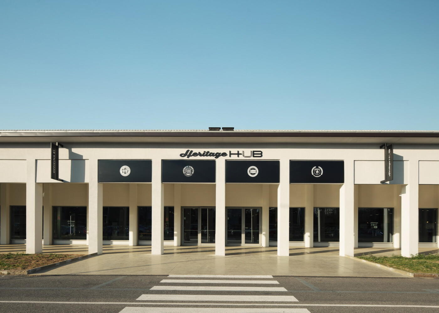 FCA nuovo Heritage Hub