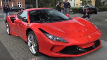 Ferrari F8 Tributo Olanda