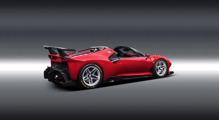 Ferrari P80/C Spider Nikita