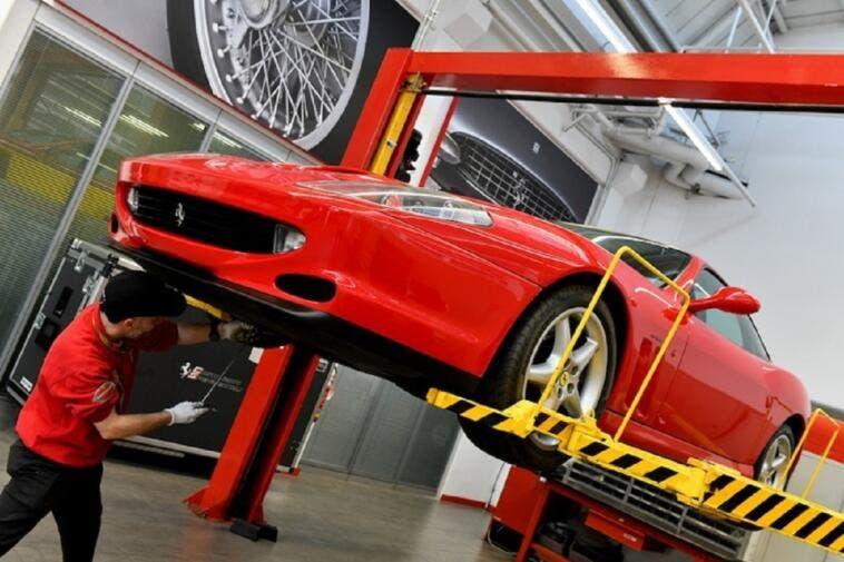 Ferrari Premium programma assistenza