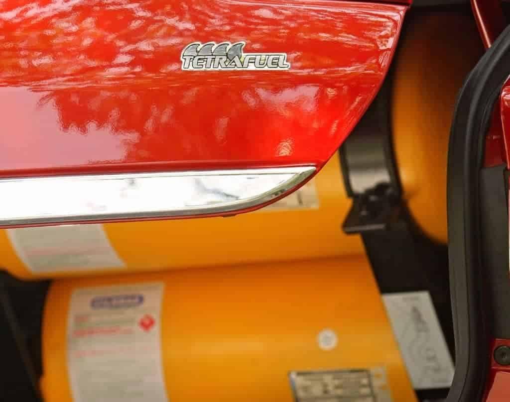 Fiat Grand Siena Tetrafuel nuova generazione