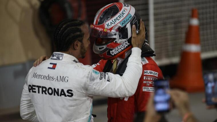 Hamilton e Leclerc