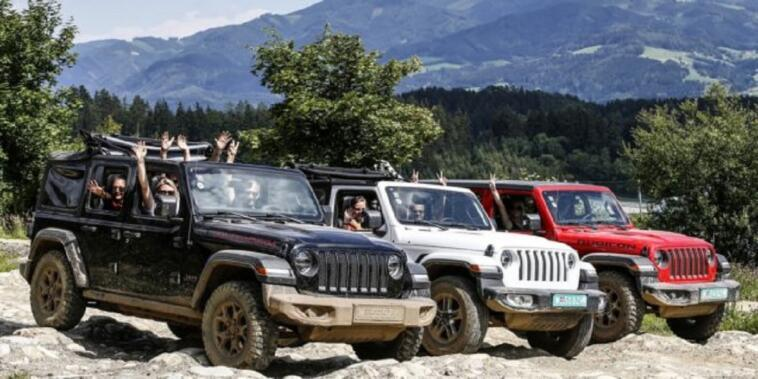 Jeep 4x4 Day 2019