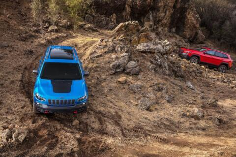 Jeep Compass Trailhawk India