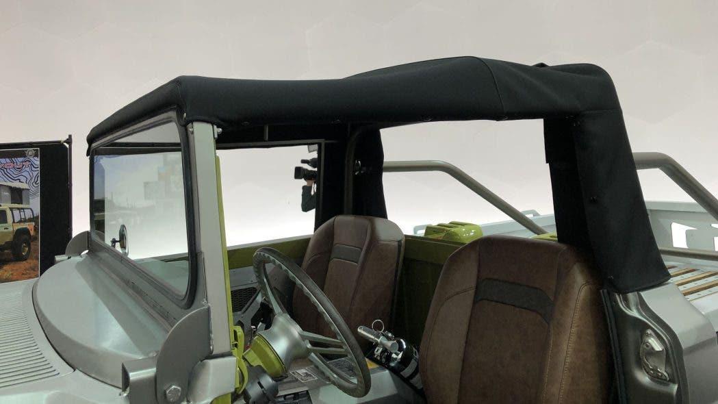 Jeep Five-Quarter