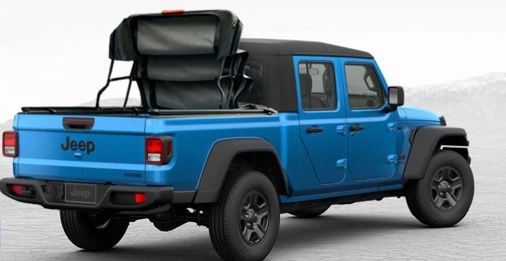 Jeep Gladiator 2020 reso il perfetto pick-up per le ...