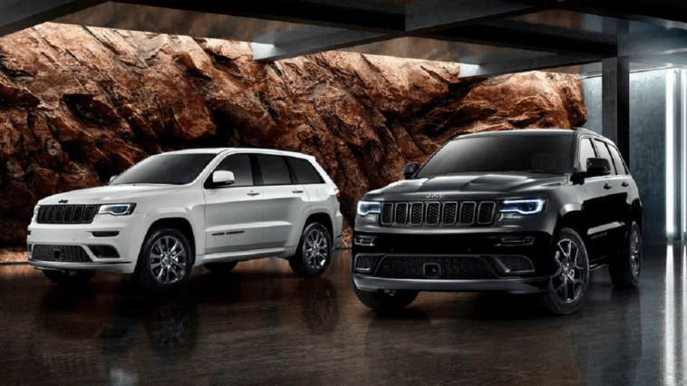 Jeep Grand Cherokee S-Limited e S-Overland