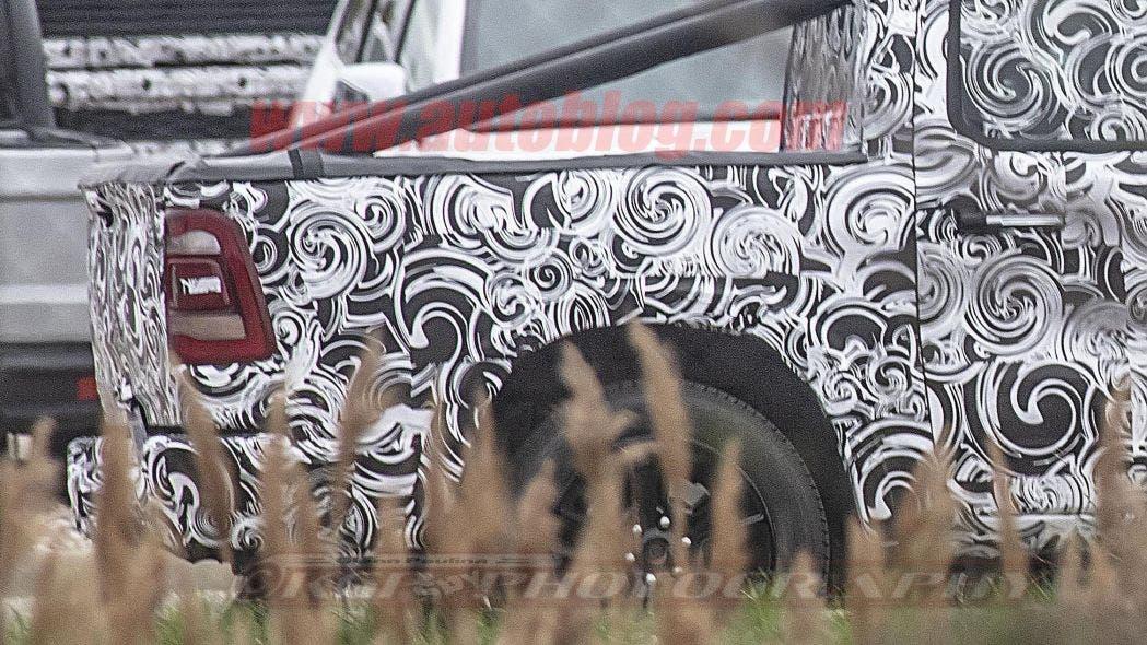 Jeep Grand Wagoneer 2021 foto spia